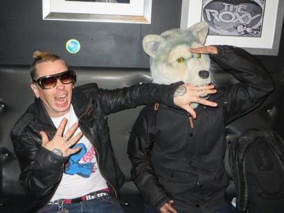 Man With A Mission + Slipknot