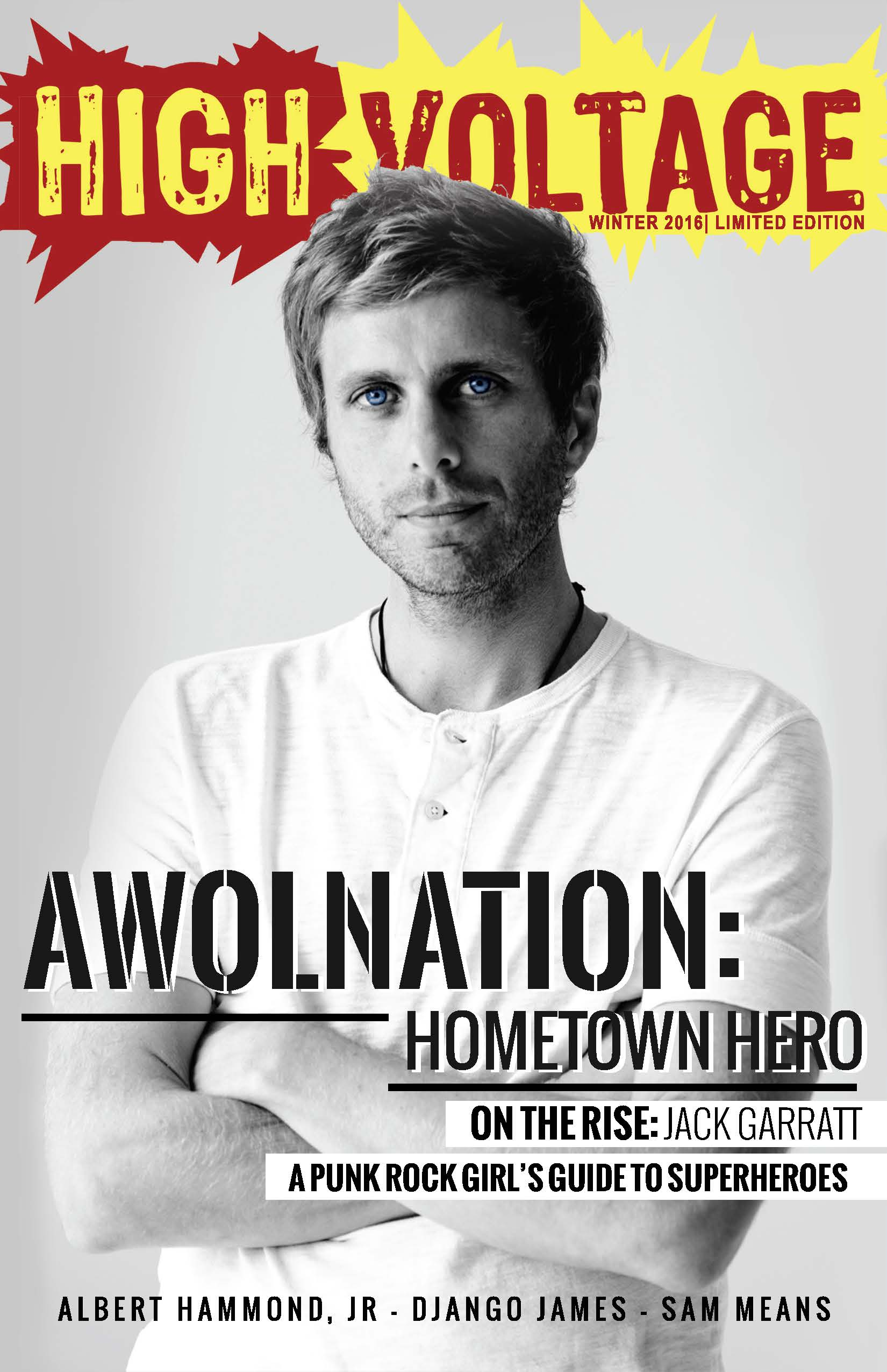 AWOLNATION Winter 2016