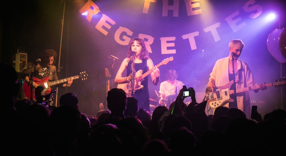 The Regrettes @ Echo ZB Images