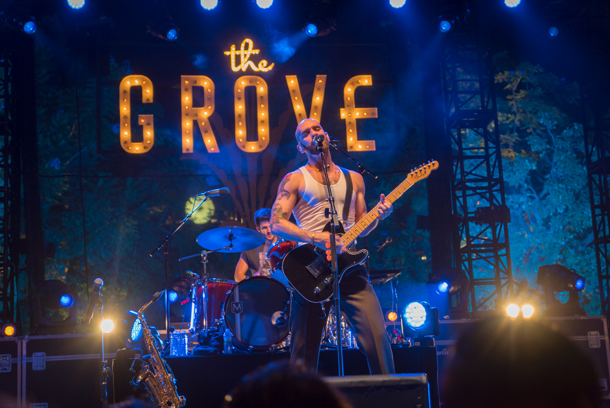 X Ambassadors Raise The Roof At The Grove | High Voltage