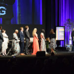 Christopher Lloyd presents honorees with the Virtuoso Award